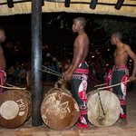 Zulu Dancers in the Boma-3