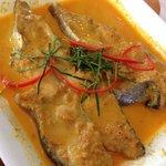 แกงเหลืองปลาคัง