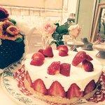 The Cheesecake, façon fraisier cette fois !
