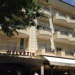 Esterno Hotel Helvetia