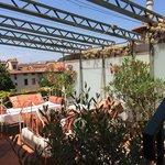 terrace :)