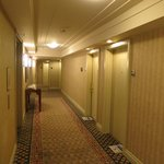 Hallway, floor 16