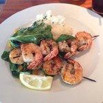 tasty shrimp