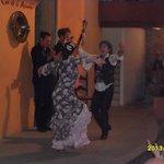 Flamenco tradizionale molto coinvolgente