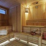 Presidential Villa Sauna