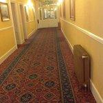 Grand corridors!