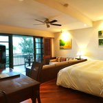 Beach-front Ocean Studio Suite