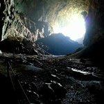 At Deer Cave, Mulu.
