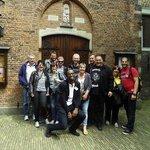 Group tour Begijnhof!