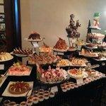 Buffet de la St Sylvestre