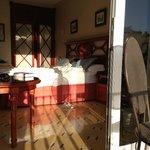 Rom 503 fotografert fra balkong