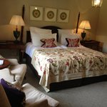 Our room in the Old rectory