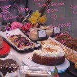 Greek Pastries, Gluten-free, dairy-free cakes