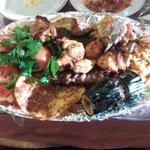 Konak - mixed Kobab
