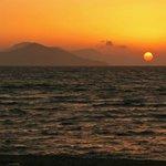 Lambi sunset