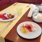 Другой день тоже завтрак