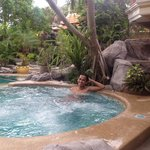 Relaxing Jacuzzi Time
