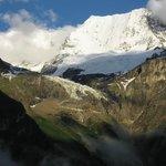 The Glacier Opposite