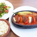 トルコの伝統料理のひとつ