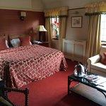 Deluxe suite - main bedroom