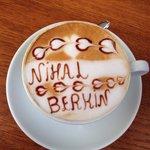 Lezzetli kahve ve yapılan hoşluk için Kadir Bey'e teşekkür ederiz ☕️��