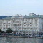 Savoia Excelsior Palace from the outside