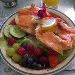 Blandinas breakfast