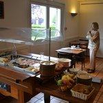 Hotel Kyriad Salle à manger