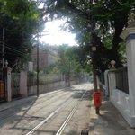 safe street outside casalegre