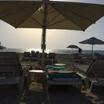 Jumeirah private beach