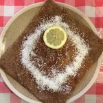 Galette citron coco a préférée!!