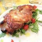 pollo and rosemary