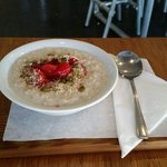 My yummy porridge