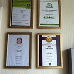 Documentation - These are a JOKE!! Tourist Board take heed!!