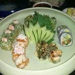 sushi espectacular