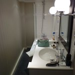 Rm 26 corridor...I mean bathroom