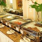 State Hermitage Hotel - Breakfast Buffet