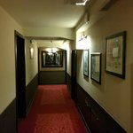 Corridoio per le camrre