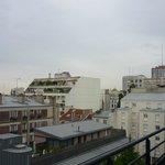 vue du  grand balcon