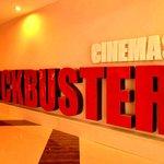 Blockbuster Cinemas entrance