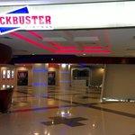Blockbuster Cinemas foyer