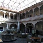 Cusco Novotel Lobby Atrium