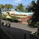 main pool ( empty )