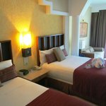2 Double Bed Suite