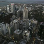 View from the skytower