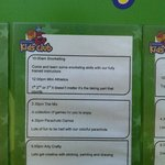 Kids club activities for Super Stars