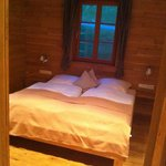Double room downstairs.