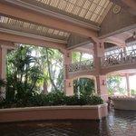 Lobby / Lounge area