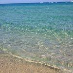 Il mare a Giugno ... l'acqua è più fredda che mie mesi successivi