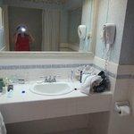 Coral Suite 225 bathroom